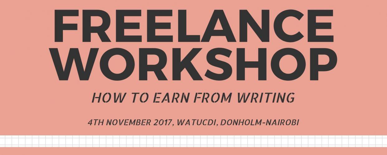 Freelance Workshop Event